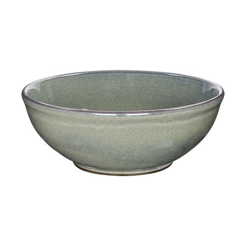 Buffetschaal diam 29cm hoogte 11cm kaito stoneware slate silk