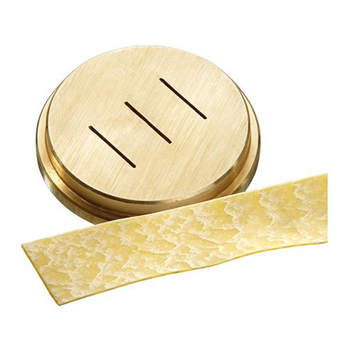 Pastamatrijs voor Pappardelle 16mm Bartscher