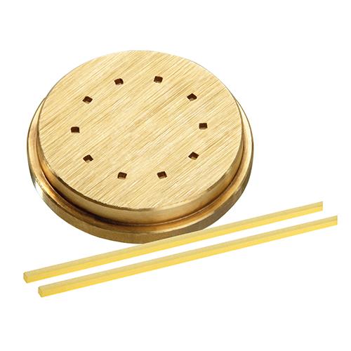 Pastamatrijs voor Spaghetti alla chitarra 2x2mm Bartscher