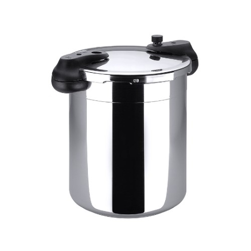 Snelkookpan rvs 6 liter