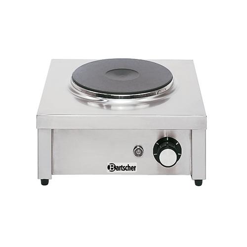 Elektrische kookplaat 1K2000 Bartscher