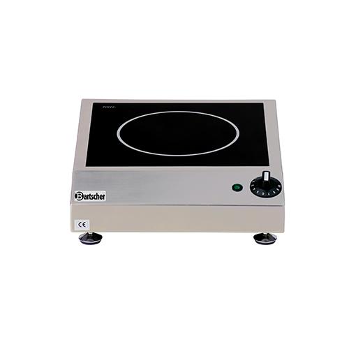Elektrische kookplaat 1K2300 GL Bartscher