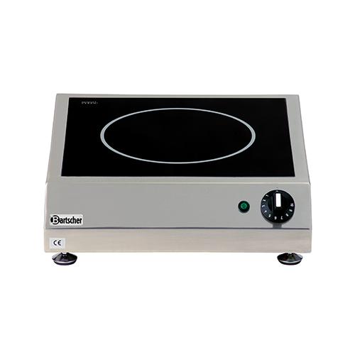 Elektrische kookplaat 1K3000 GL Bartscher