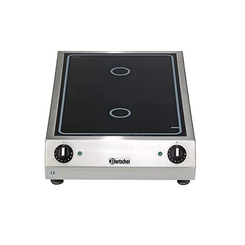 Elektrische kookplaat 2K6000 GLH Bartscher