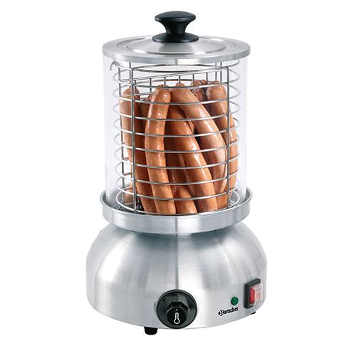 Hotdog koker Rond Bartscher
