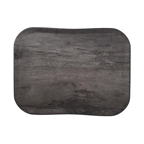 Dienblad Century Wood Grain Gray Oak Cambro 33x43cm