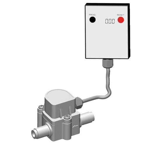 Watermeter voor waterfilter Bartscher