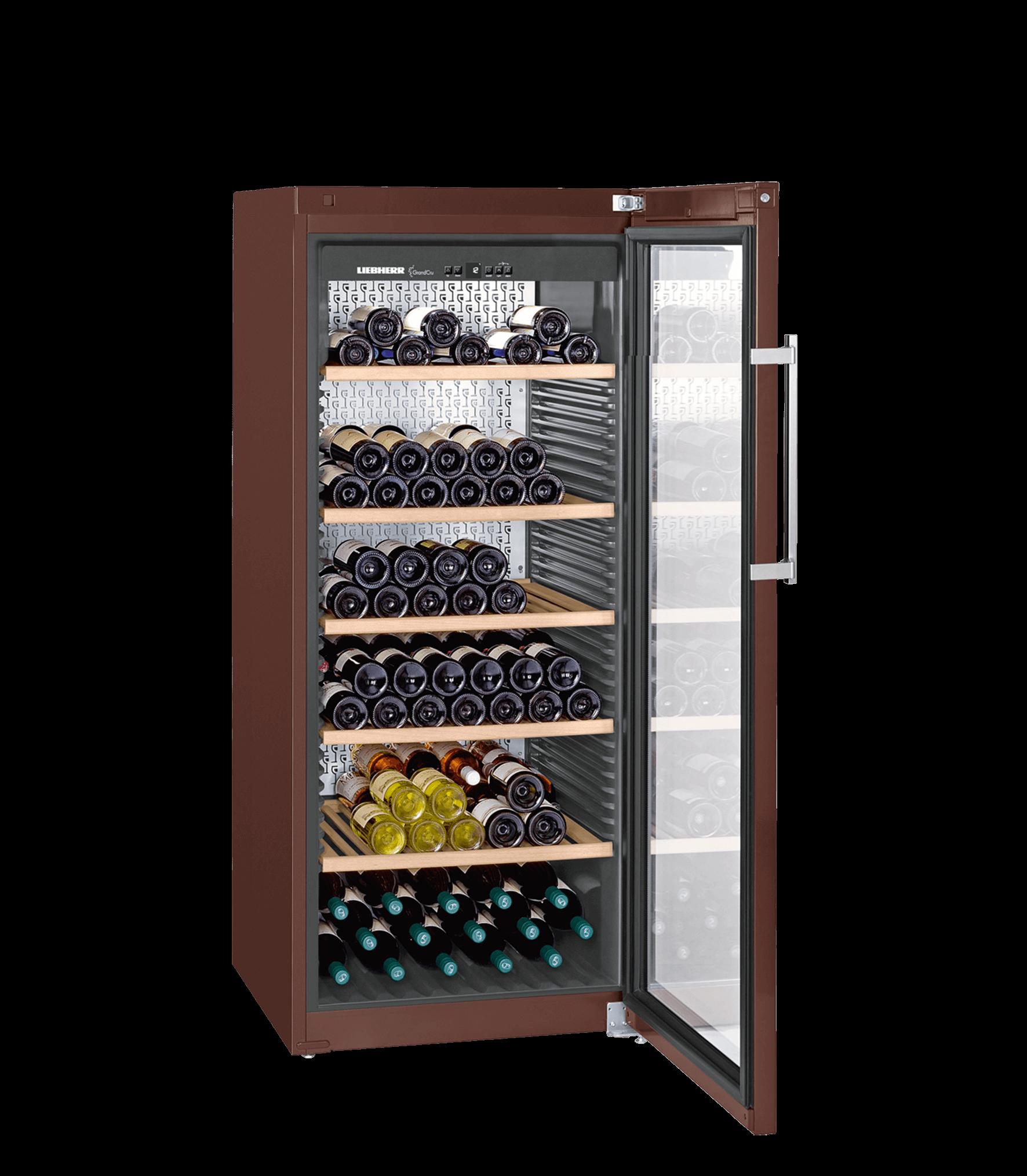 Wijnbewaarkast WKT 4552 Liebherr