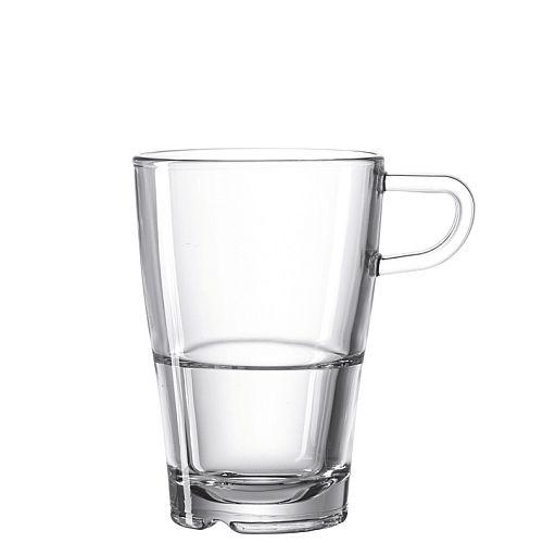 Latte Macchiato glas Senso 35cl Leonardo