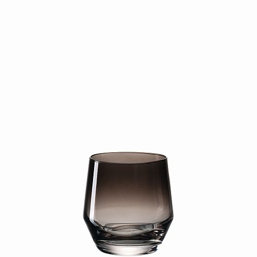 Waterglas Puccini 31cl dark grey Leonardo