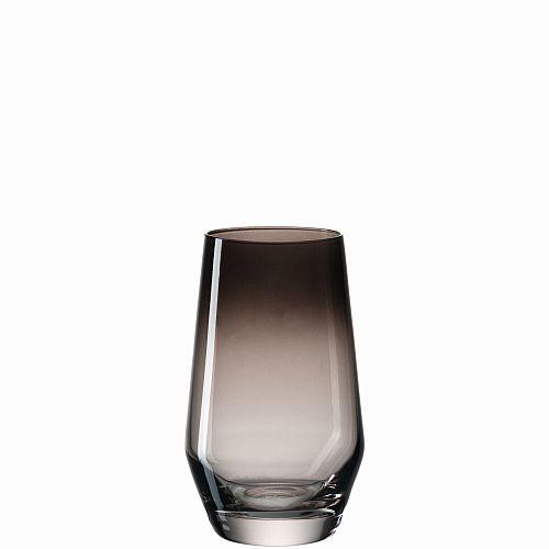 Longdrinkglas Puccini 36.5cl dark grey Leonardo