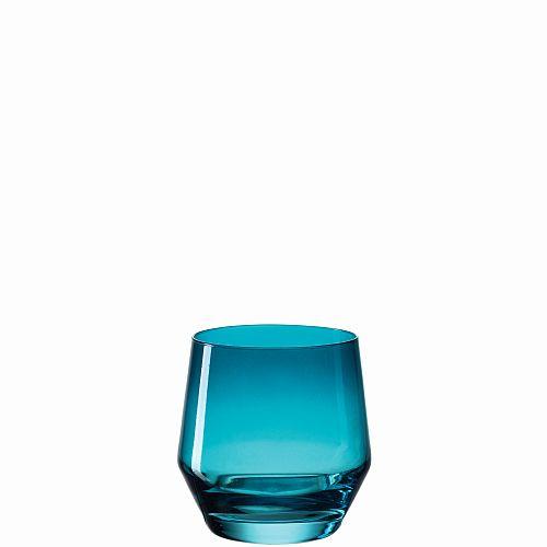 Waterglas Puccini 31cl turquoise Leonardo