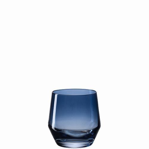 Waterglas Puccini 31cl dark blue Leonardo