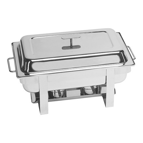Chafing Dish GN 1 1 opklapbare deksel Millenium