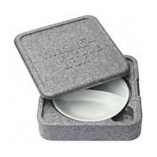 Maaltijdbox voor rond bord max 275mm Platter ThermoFutureBox