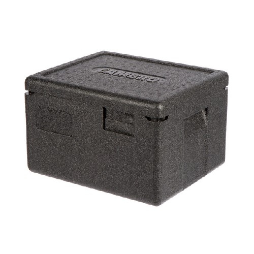Cam GoBox EPP260 110 zwart bovenlader Cambro