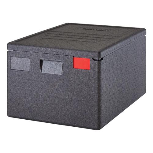Cam GoBox EPP4060T300 110 zwart bovenlader Cambro