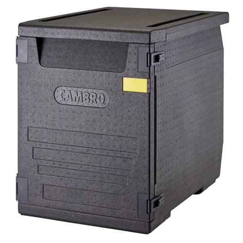 Cam GoBox EPP4060FNR 110 zwart voorlader Cambro