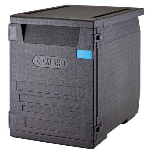 Cam GoBox EPP4060F6R 110 zwart voorlader 6 rails Cambro
