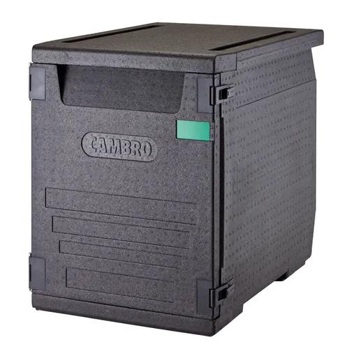 Cam GoBox EPP4060F9R 110 zwart voorlader 9 rails Cambro