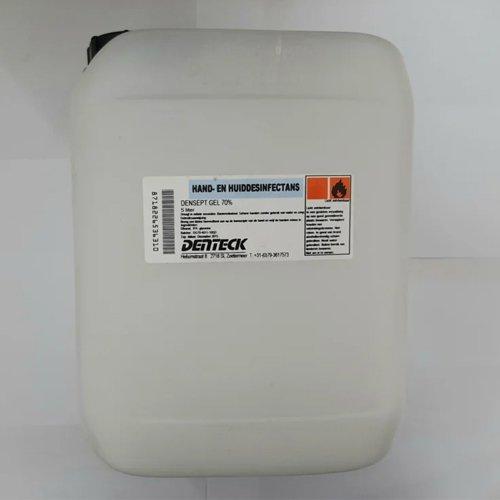 Desinfectie hand alcohol 5L navulcan