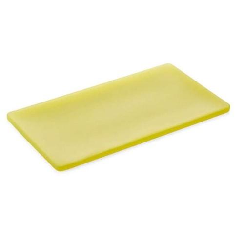 Flexil deksel geel