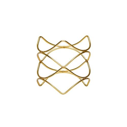 Buffetverhoger anti slip afm 21x21x20 goud