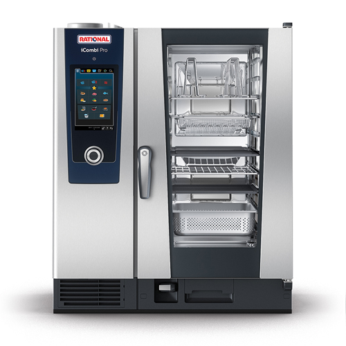 Combisteamer iCombi Pro XS 10x1 1GN Rational