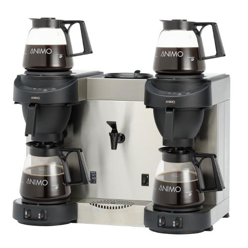 Koffiezetapparaat M202W Animo 10567