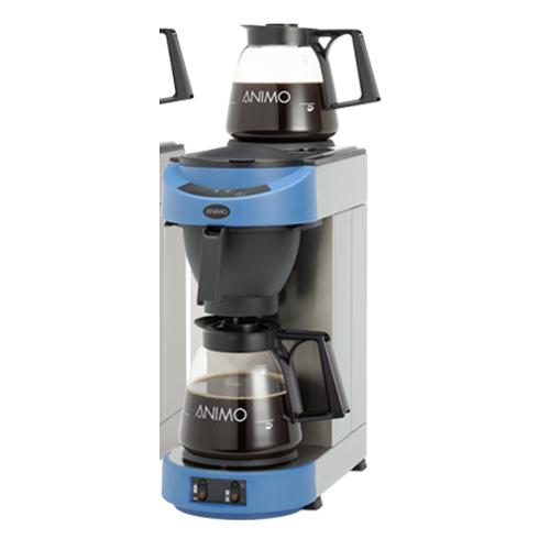 Koffiezetapparaat M100 blauw Animo 10500