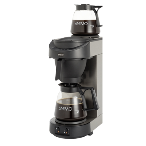 Koffiezetapparaat M100 zwart Animo 10502