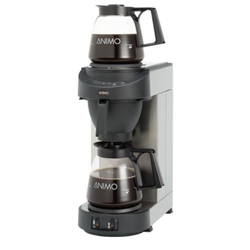 Koffiezetapparaat M200 zwart Animo 10552