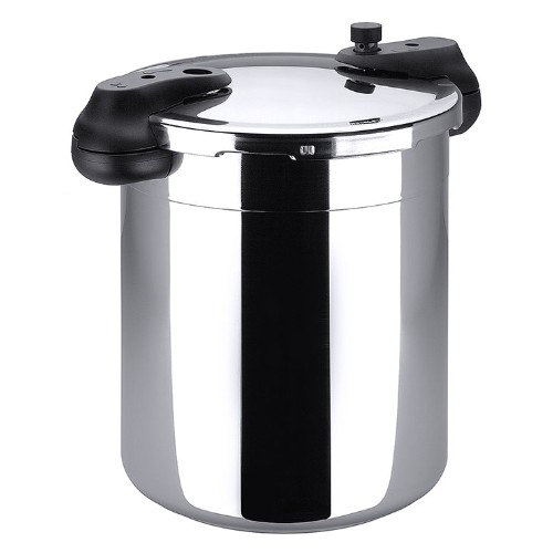 Snelkookpan rvs 10 liter