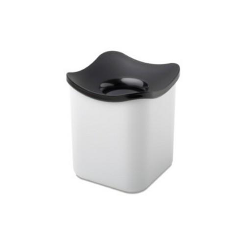 Tafelafvalbakje Wit Cube Mepal
