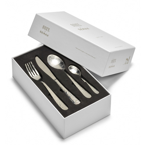 Bestekset in geschenkverpakking Take Time Cutlery By The Boxys