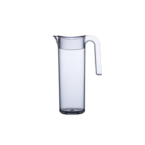 waterkan flow 1 5 liter helder compleet Mepal
