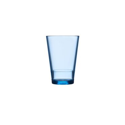 Glas flow 275 ml retro blue Mepal