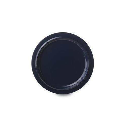 ontbijtbord basic p220 ocean blue donkerblauw Mepal