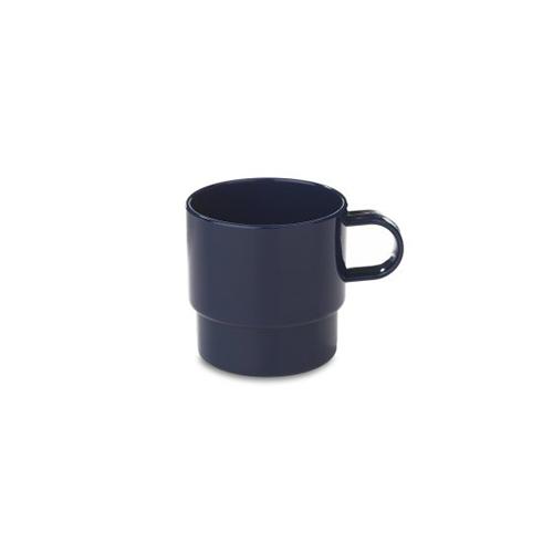 koffiekop basic 161 ocean blue donkerblauw Mepal