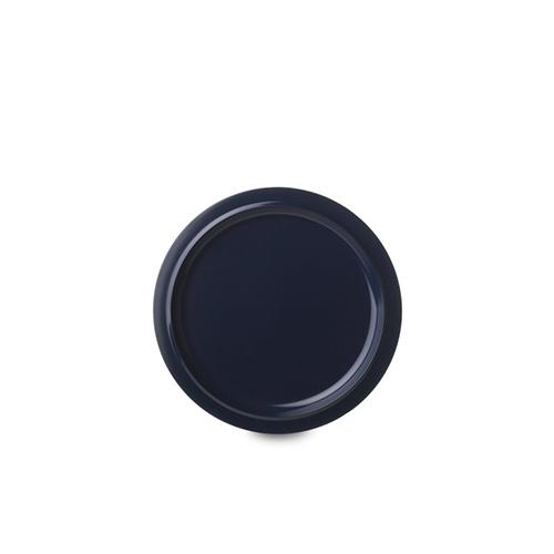 plat bord basic p250 ocean blue donkerblauw Mepal