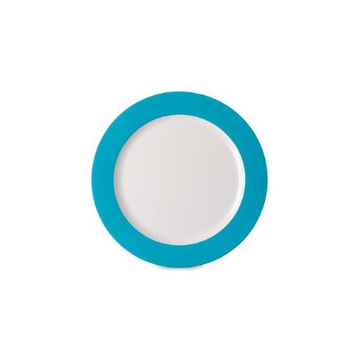 ontbijtbord wave 230 mm latin blue Mepal