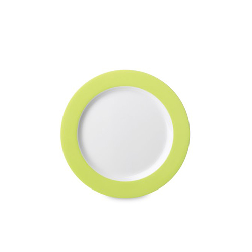 ontbijtbord wave 230 mm latin lime lichtgroen Mepal
