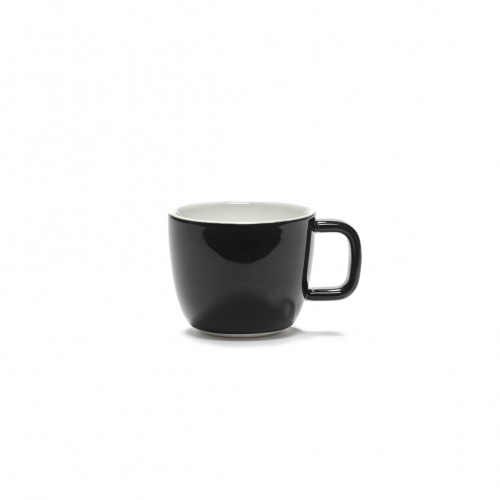 Espressokopje zwart geglazuurd passe partout by vincent van duysen