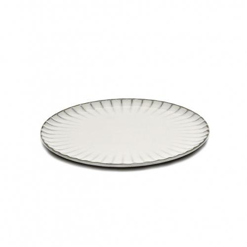Bord l wit inku inku tableware by sergio herman