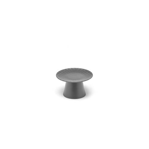 Gebkaschaal S zwart inku tableware by sergio herman