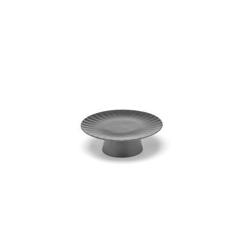 Gebkaschaal M zwart inku tableware by sergio herman
