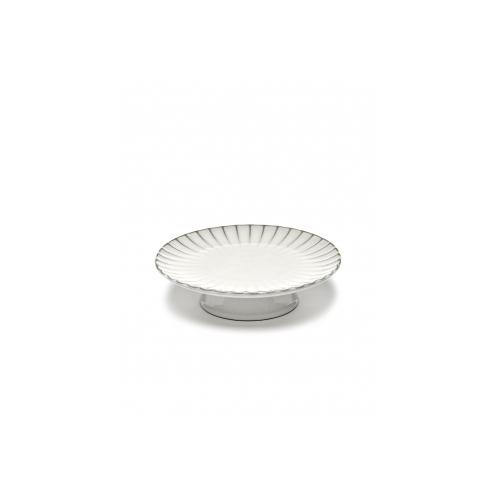 Gebkaschaal L wit inku tableware by sergio herman