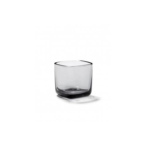 Vierkante kom hoogglas s Heii Glassware By Marcel Wolterinck