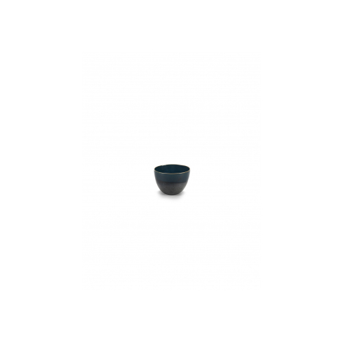 Kom M blauw geglazuurd RURAL Tableware By Anita Le Grelle