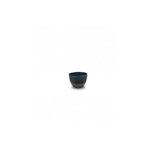 Kom L blauw geglazuurd RURAL Tableware By Anita Le Grelle